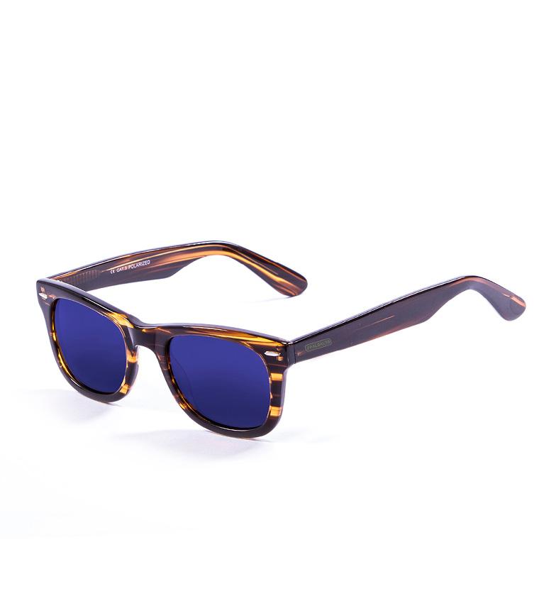 Comprar PALOALTO L'ispirazione mi occhiali da sole di colore marrone scuro