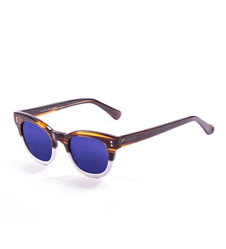 Comprar PALOALTO Ispirazione V occhiali da sole marrone, bianco