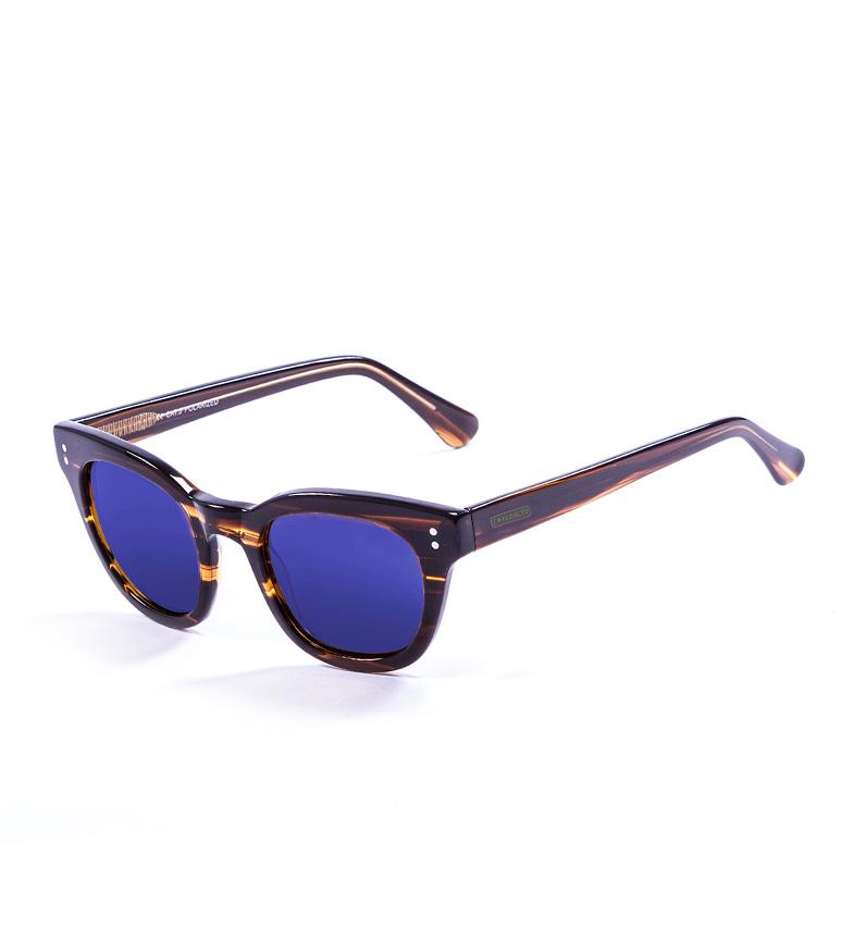 Comprar PALOALTO Ispirazione occhiali da sole di colore marrone scuro V