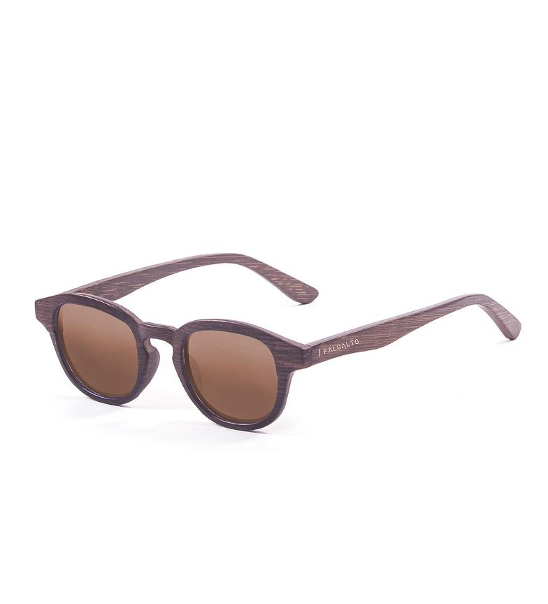 Comprar PALOALTO Gafas de sol Laguna Beach bambú marrón oscuro