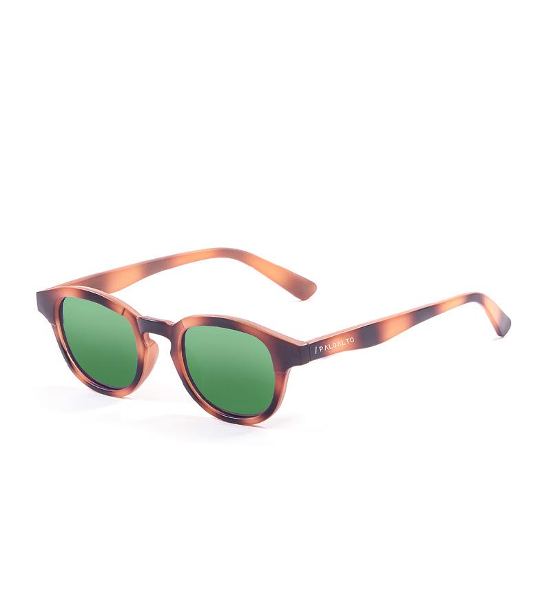 Comprar PALOALTO Gafas de sol Laguna Beach marrón franjas verticales