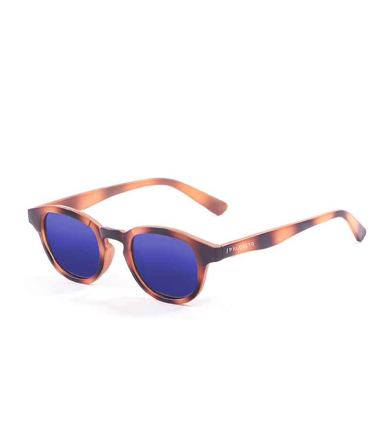 Comprar PALOALTO Laguna Beach Sunglasses brown vertical stripes