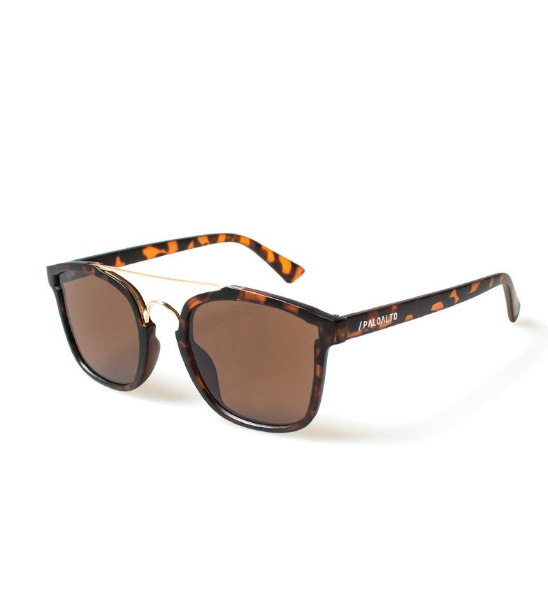 Comprar PALOALTO Gafas de sol Librea marrón -Polarizadas-