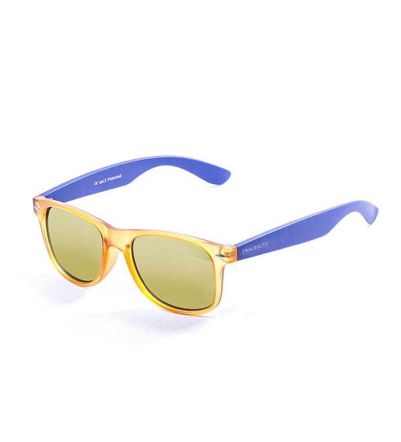 Comprar PALOALTO Gafas de sol Lombard amarillo transparente, azul