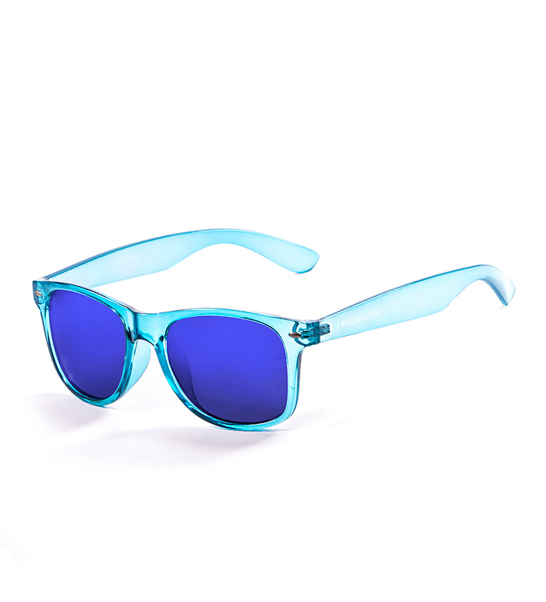 Comprar PALOALTO Gafas de sol Lombard azul transparente
