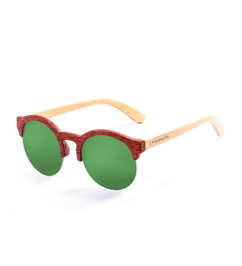 Comprar PALOALTO Sunglasses Meñakoz natural hazelnut wood