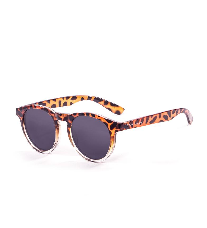 d017d402b6 Comprar PALOALTO Gafas de sol Newport animal print degradado ...