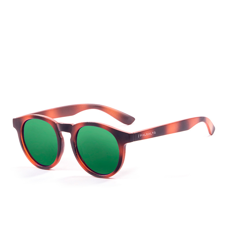 Comprar PALOALTO Gafas de sol Newport marrón franjas negro