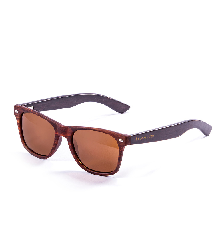 Comprar PALOALTO Gafas de sol Nob Hill avellana, marrón