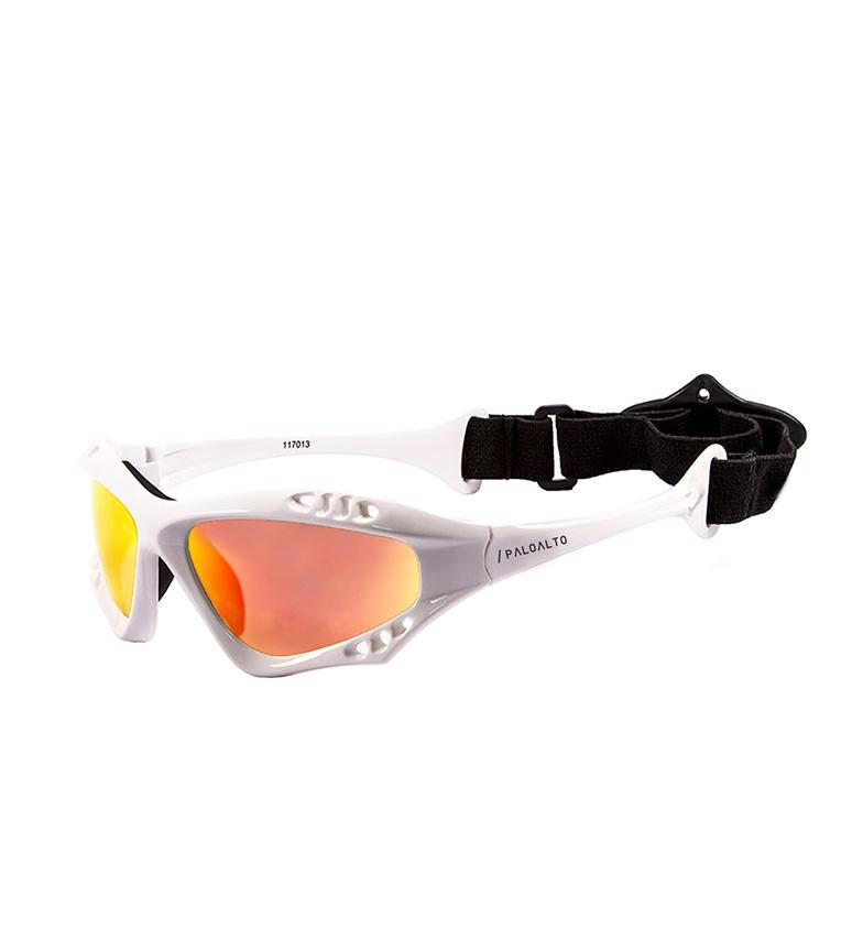 Comprar PALOALTO Gafas de sol Santa Monica blanco brillo