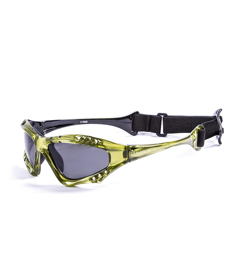 Comprar PALOALTO Gafas de sol Santa Monica verde transparente