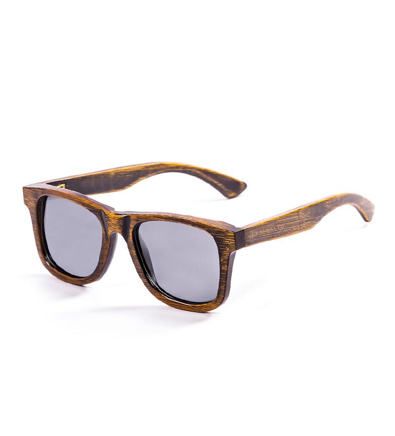 0c989915ec Comprar PALOALTO Gafas de sol Sausalito bambú capeado negro ...