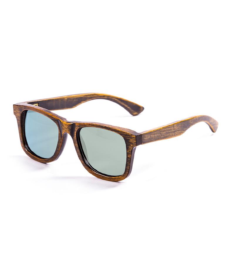 Comprar PALOALTO Gafas de sol Sausalito bambú capeado negro