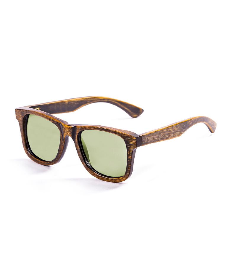Comprar PALOALTO Bambù Sausalito occhiali da sole neri intemperie