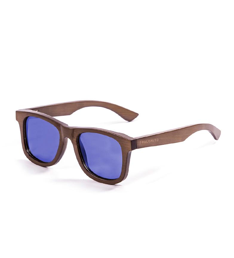 Comprar PALOALTO Sausalito sunglasses bamboo brown dark