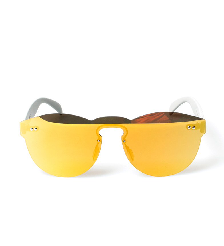 PALOALTO Gafas de sol Tallin dorado, gris