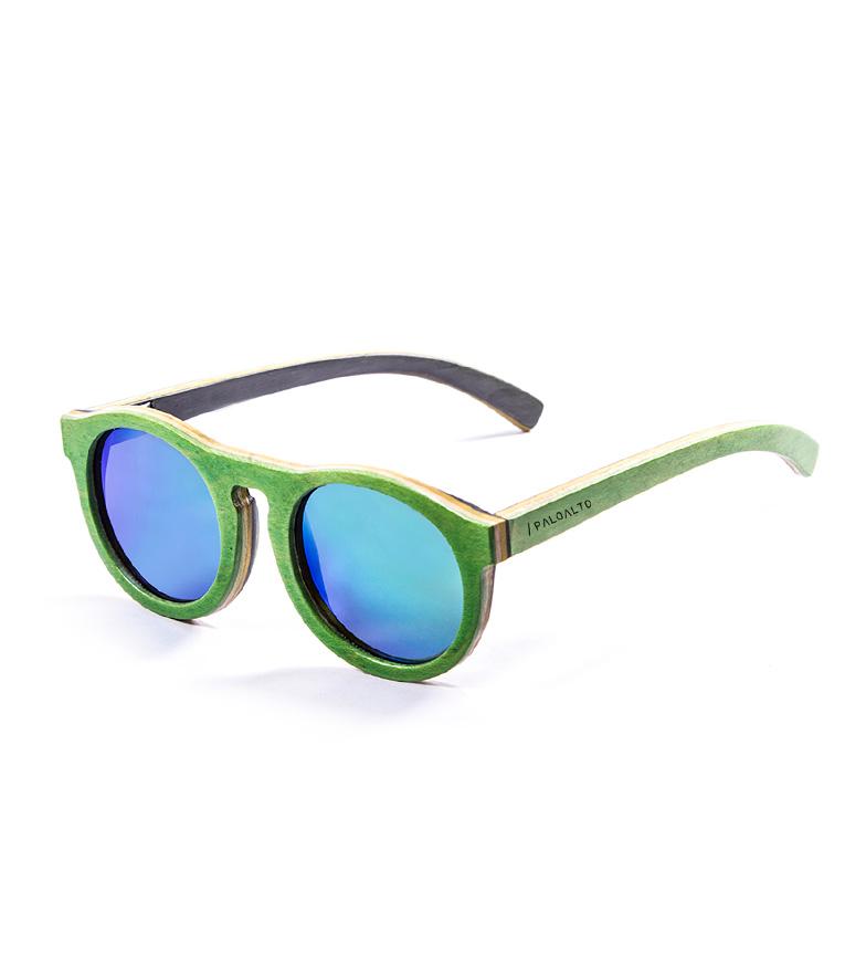 Comprar PALOALTO Occhiali da sole Cavalletti legno verde II