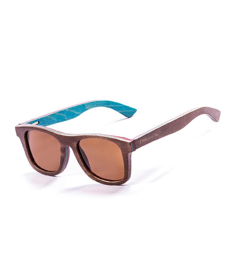 Comprar PALOALTO Sunglasses Trestles brown wood