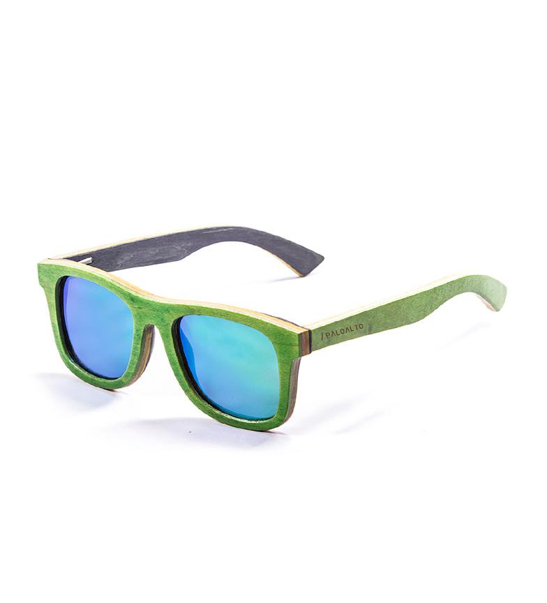 Comprar PALOALTO Legno verde Occhiali da sole Trestles