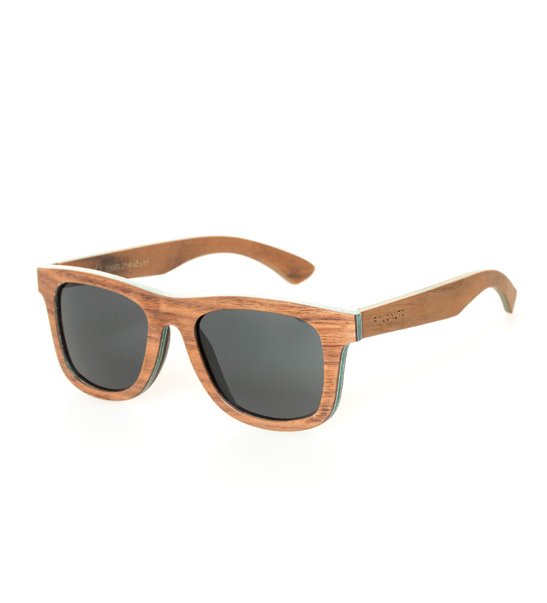 Comprar PALOALTO Gafas de Sol Trestles marrón, verde -Polarizadas-