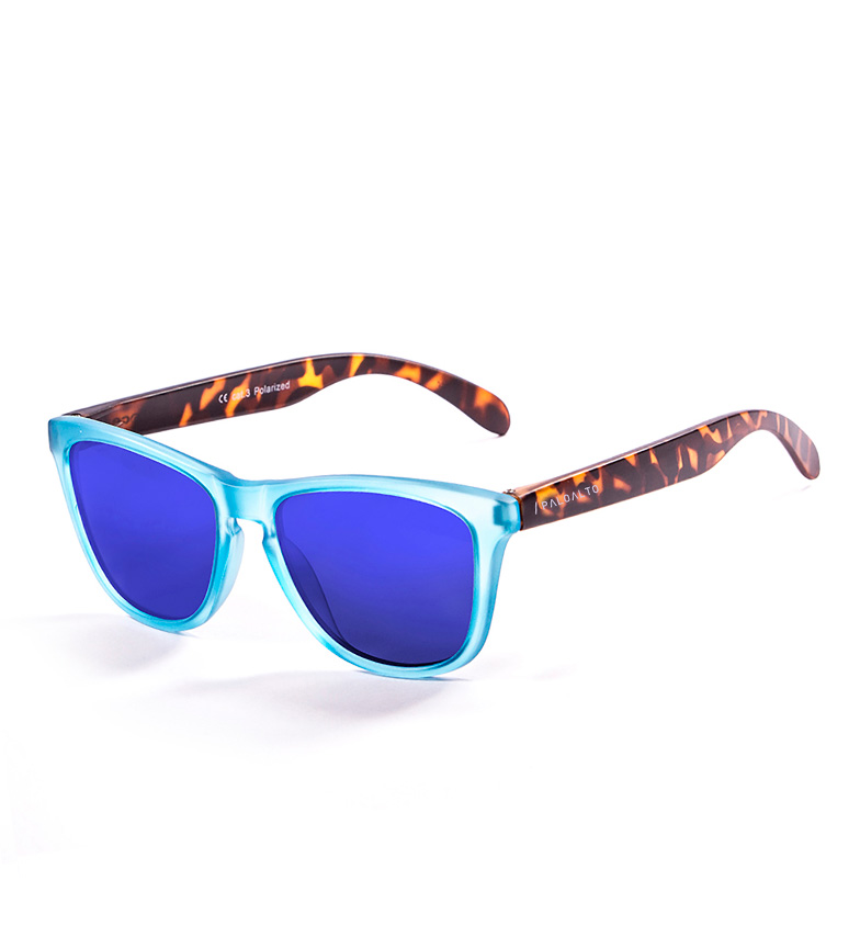 Comprar PALOALTO Sunglasses Union blue transparent, havana