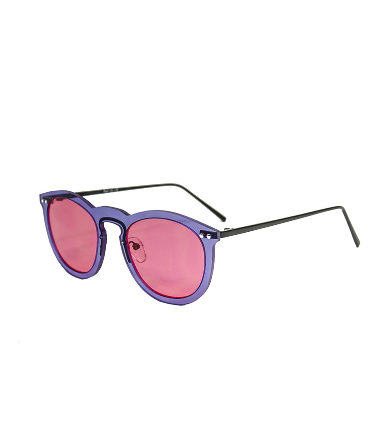 Comprar PALOALTO Transparent blue Helsinki sunglasses -Polarized-