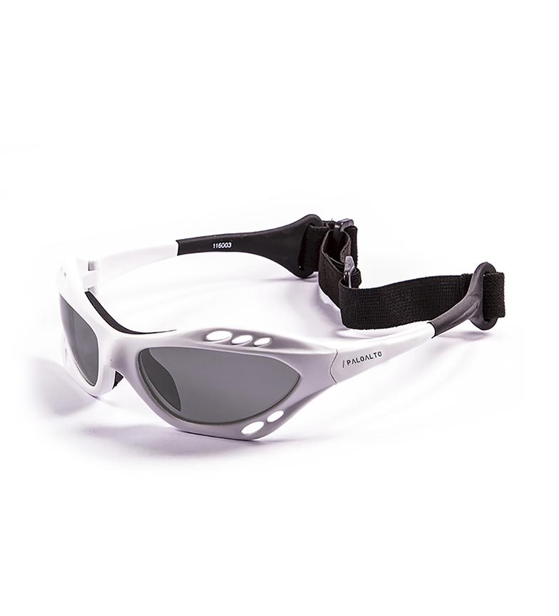 Comprar PALOALTO Hendaye sunglasses matte white - Polarized-