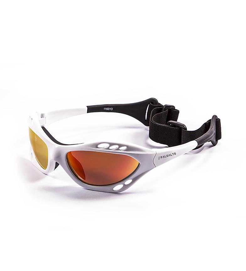 Comprar PALOALTO Hendaye bright white sunglasses -Polarized-