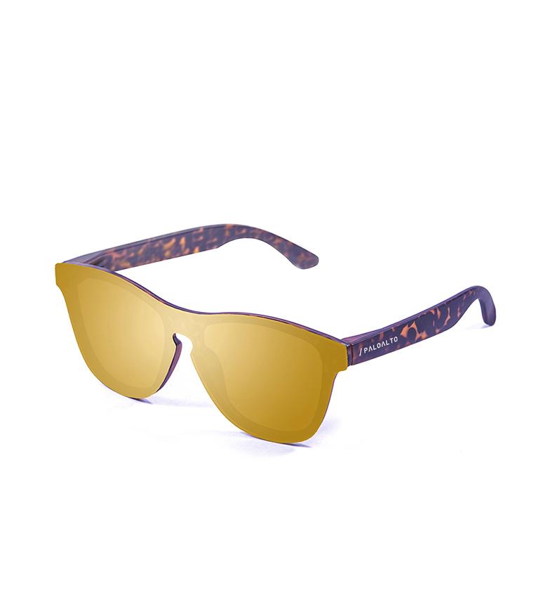 Comprar PALOALTO Gafas de sol Isola marrón, dorado  -Polarizadas-
