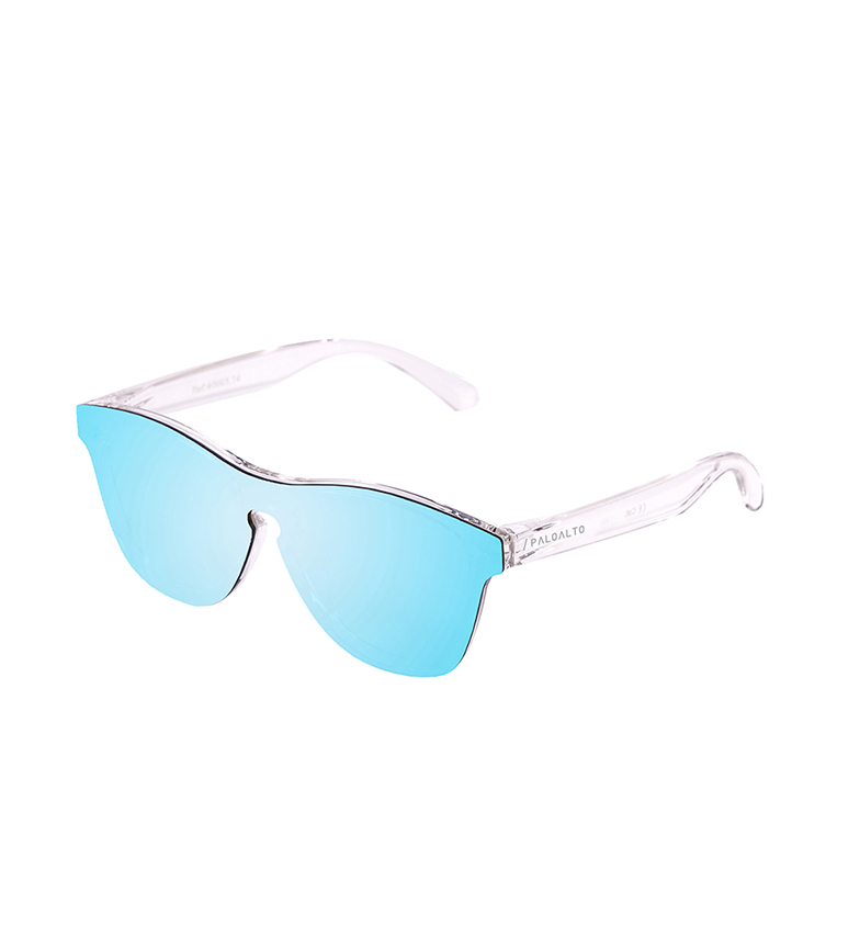 Comprar PALOALTO Isola sunglasses transparent, blue -Polarized-
