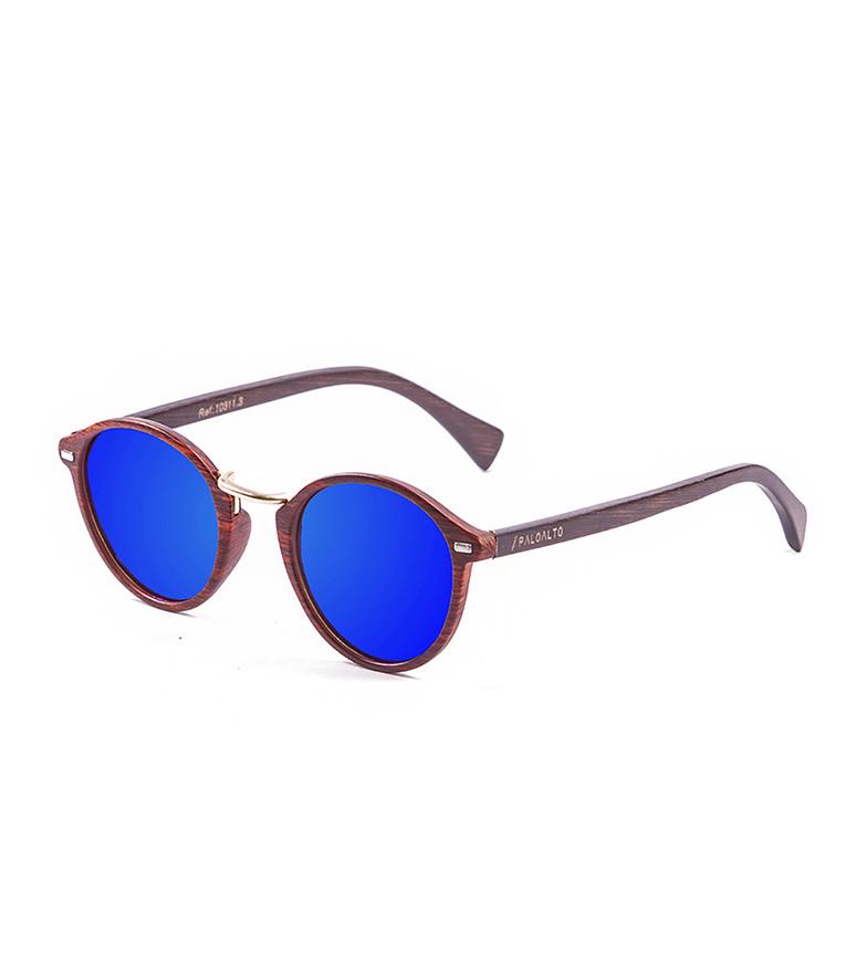 Comprar PALOALTO Gafas de sol Maryland Wood marrón, azul -Polarizadas-