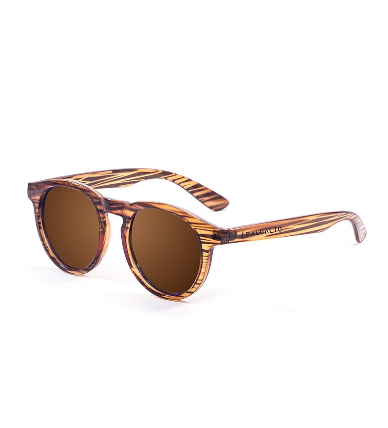 Comprar PALOALTO Gafas de sol Newport marrón -Polarizadas-