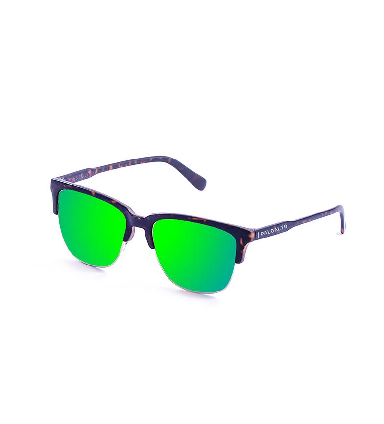Comprar PALOALTO Lunettes de soleil Orleans mat carey, vert -Polarized-