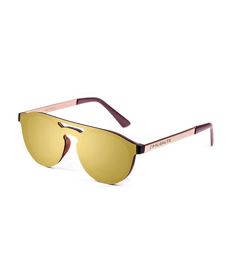 Comprar PALOALTO Óculos de sol de pérola de ouro - polarizados