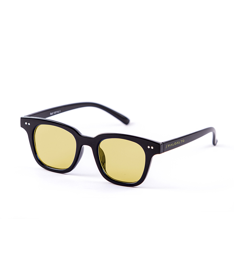 Comprar PALOALTO Gafas de sol Samui negro, amarillo -Polarizadas-