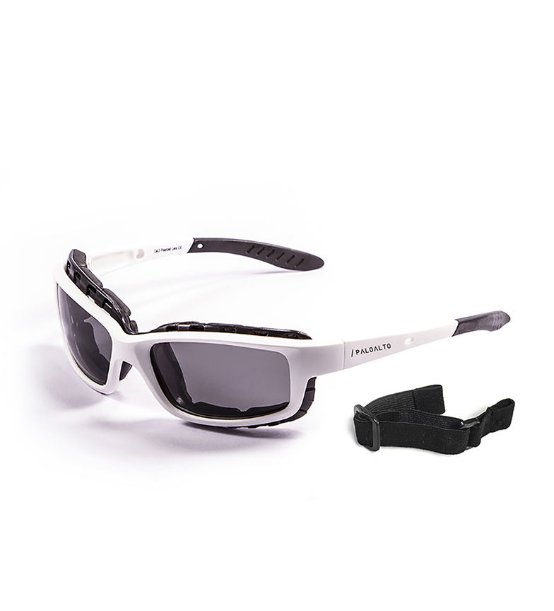 Comprar PALOALTO Santa Cruz sunglasses white -Polarized-