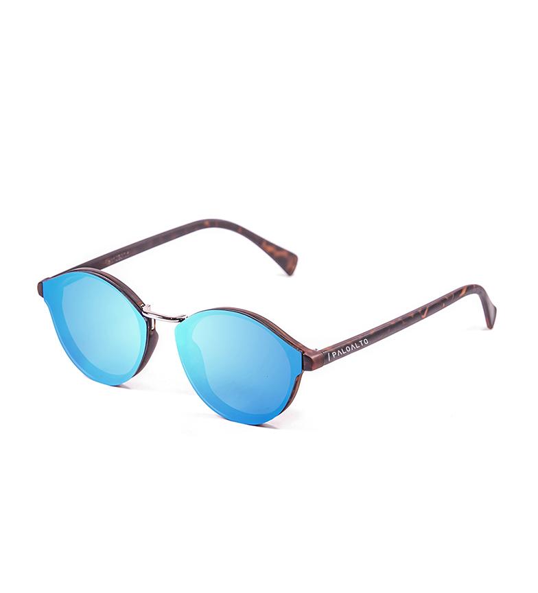 Comprar PALOALTO Turin carey sunglasses, blue