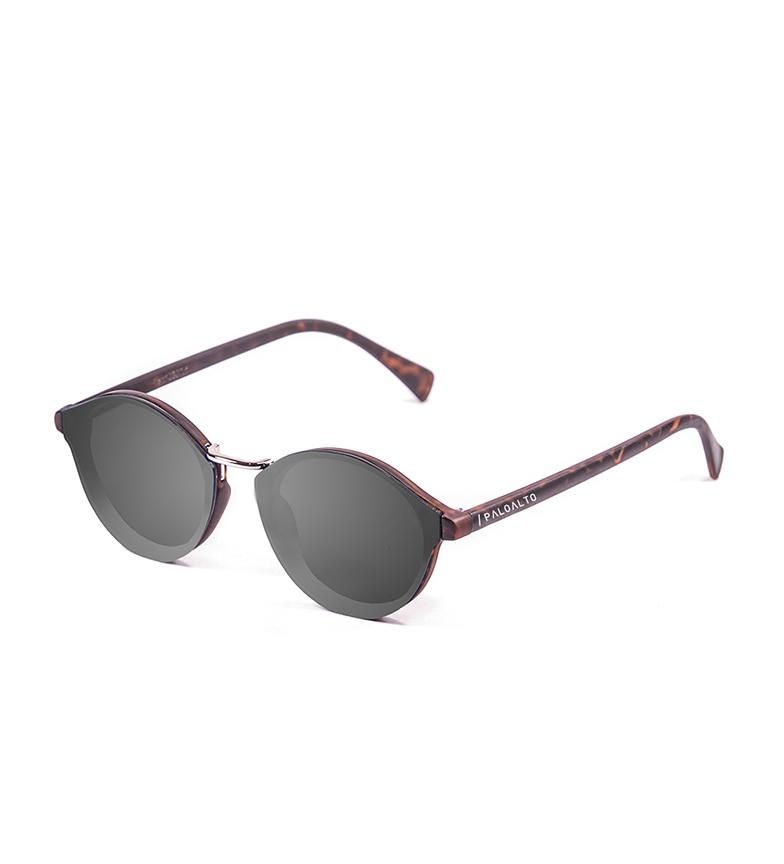 Paloalto - Gafas de sol Turin carey, negro