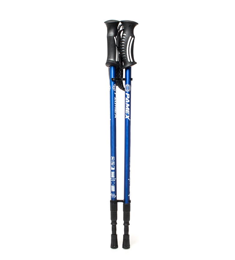 Comprar Pamex Bastone da passeggio Pamex alluminio Antichoc Hilari nero -2u. / 1,35 cm-