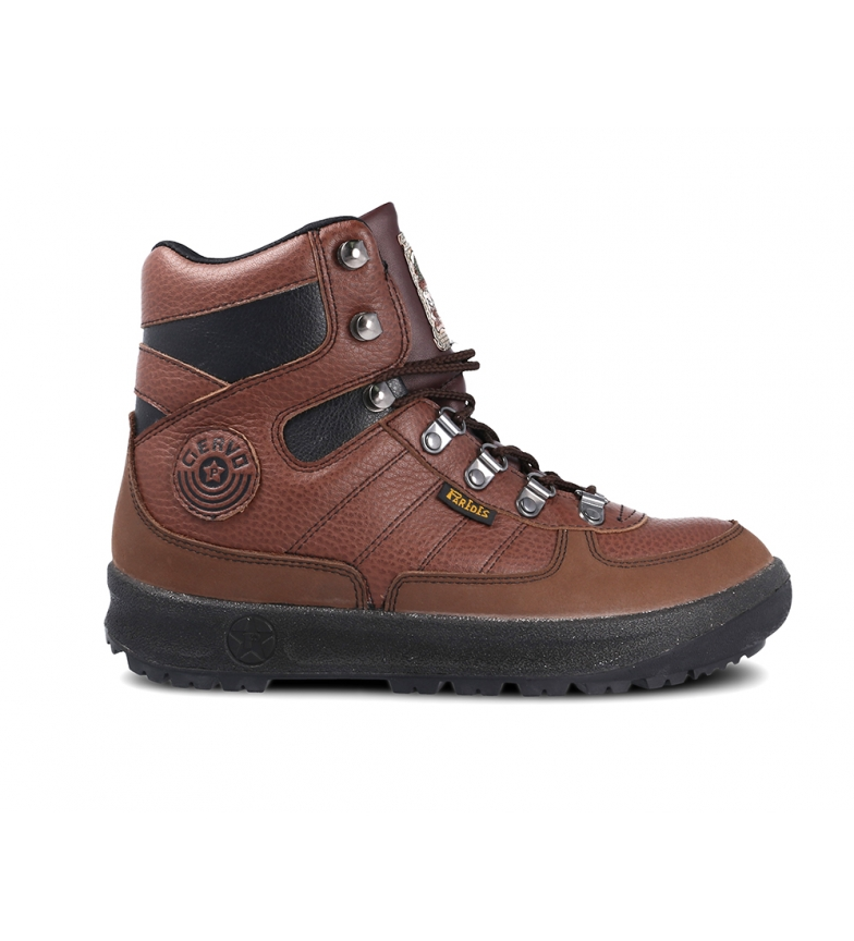 Comprar Paredes Brown hiking boots.