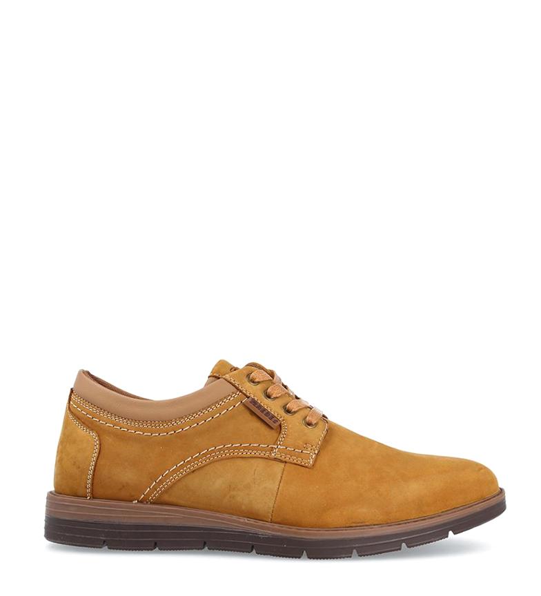 Comprar Paredes Zapatos de piel Balboa marrón
