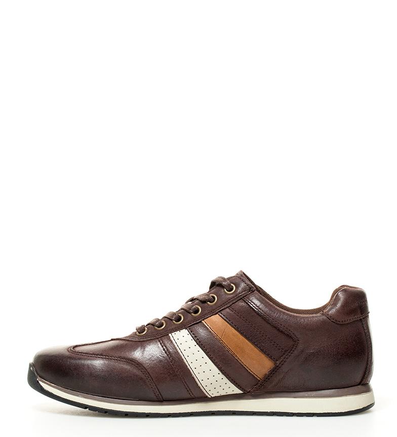 Paredes zapatillas de piel club hombre chico ebay for Paredes zapatos