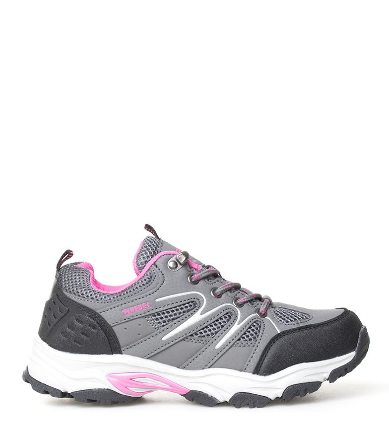 Comprar Paredes Trekking shoes Elena grey, fuchsia