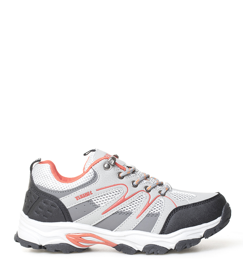Comprar Paredes Kaplan trekking shoes grey, red