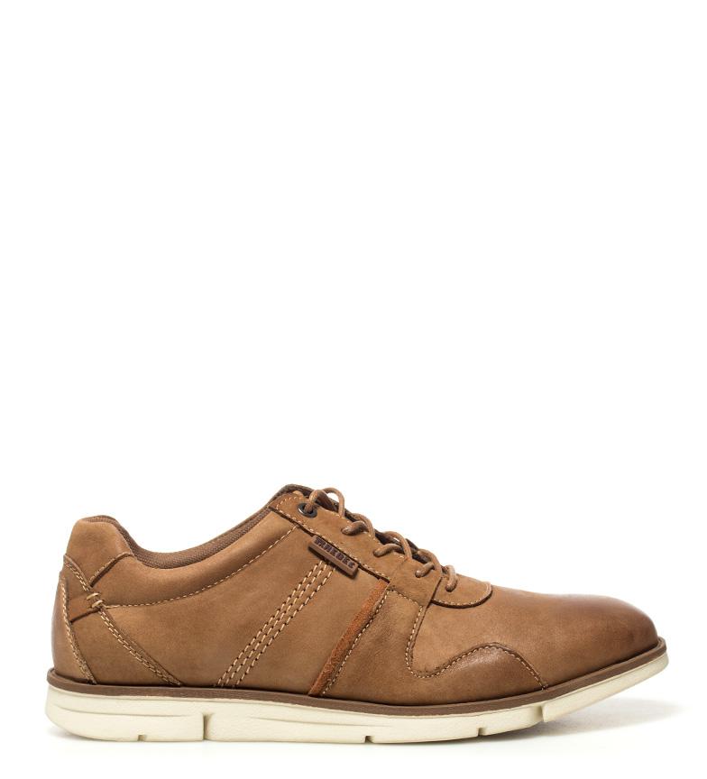 Comprar Paredes Zapatos de piel Barlovento marrón claro