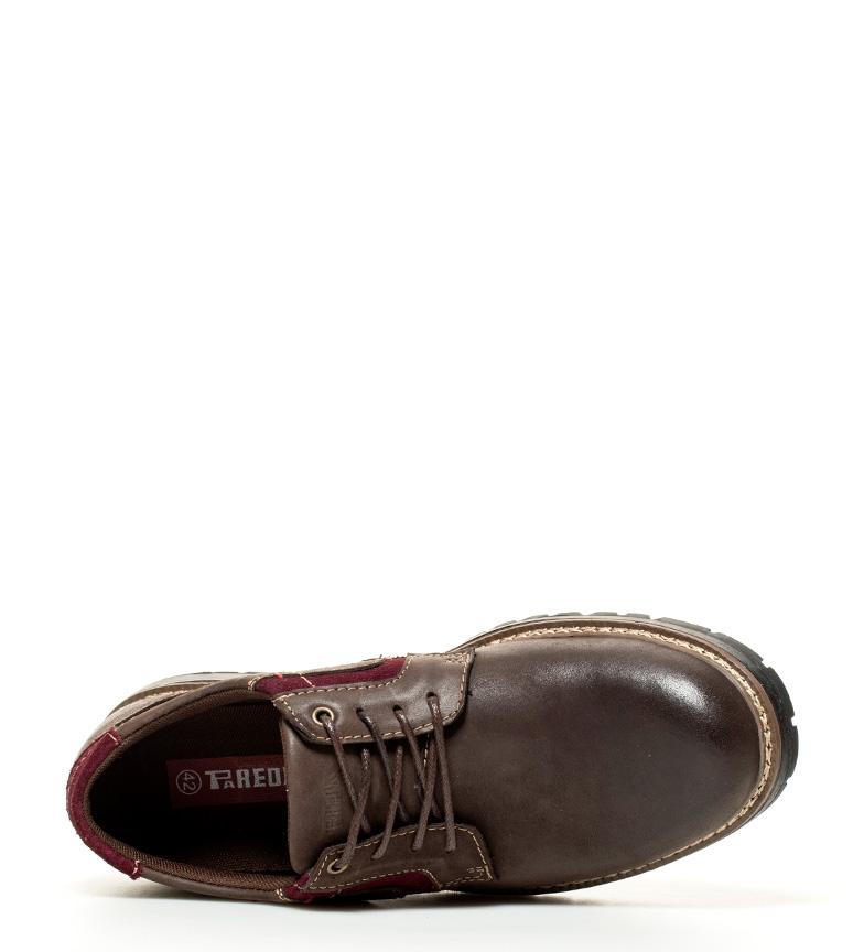 Comprar paredes zapatos de piel arcadia marr n marque for Paredes zapatos