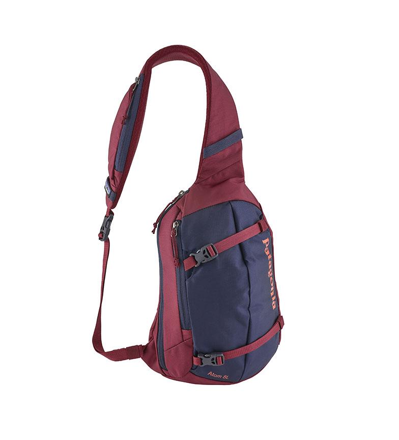 Comprar Patagonia Atomo Slinggranate borsa a tracolla, marino / 8L / 286g / 36x24x45cm