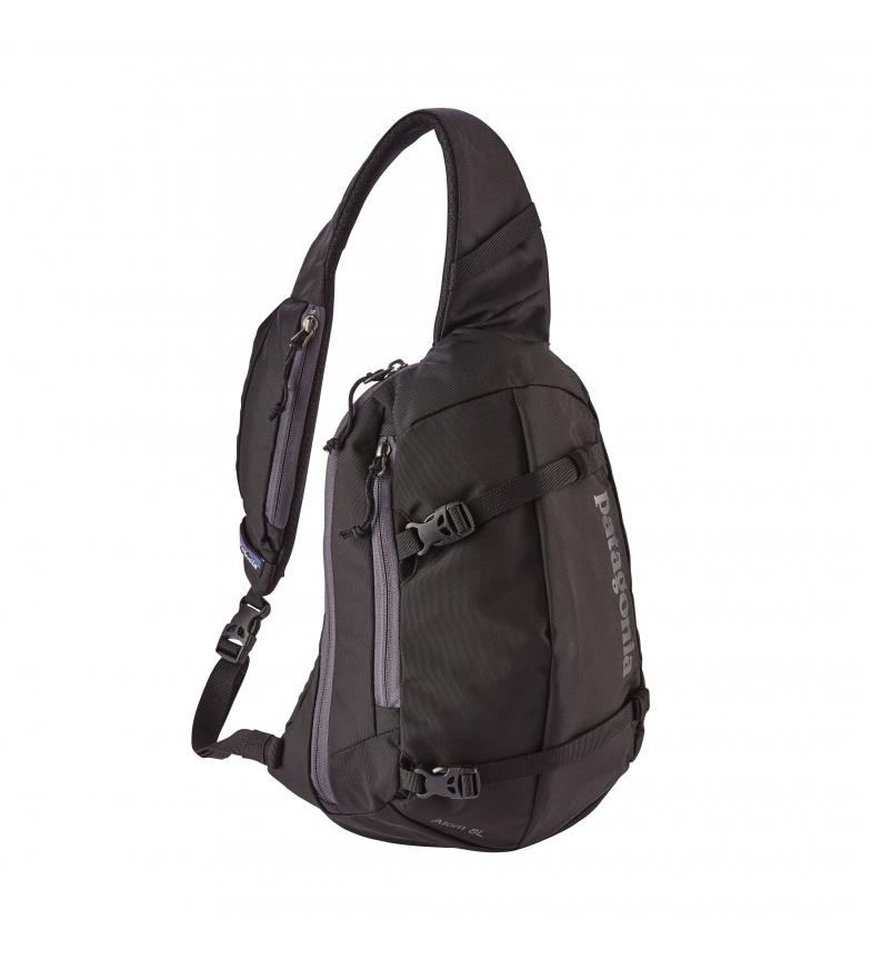 Comprar Patagonia Atom Sling shoulder bag black / 8L / 286g / 36x24x45cm