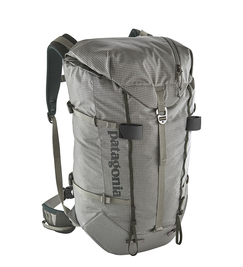 Comprar Patagonia Zaino Ascensionista S/M grigio / 40L / 920g / 30,5x57x18 cm