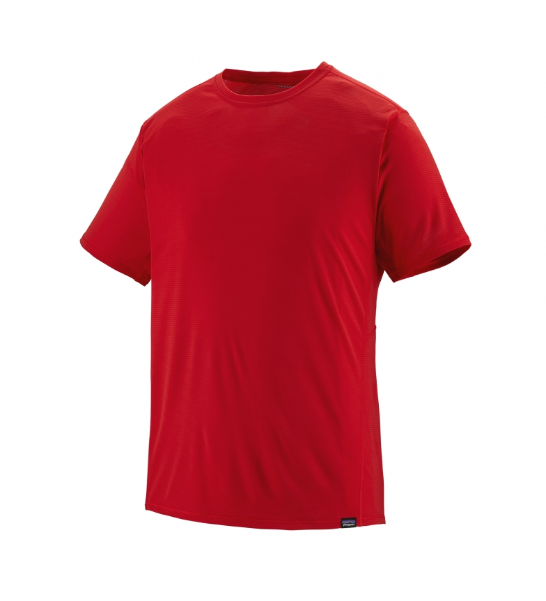 Comprar Patagonia Camiseta Men's Capilene Cool Lightweight Shirt rojo
